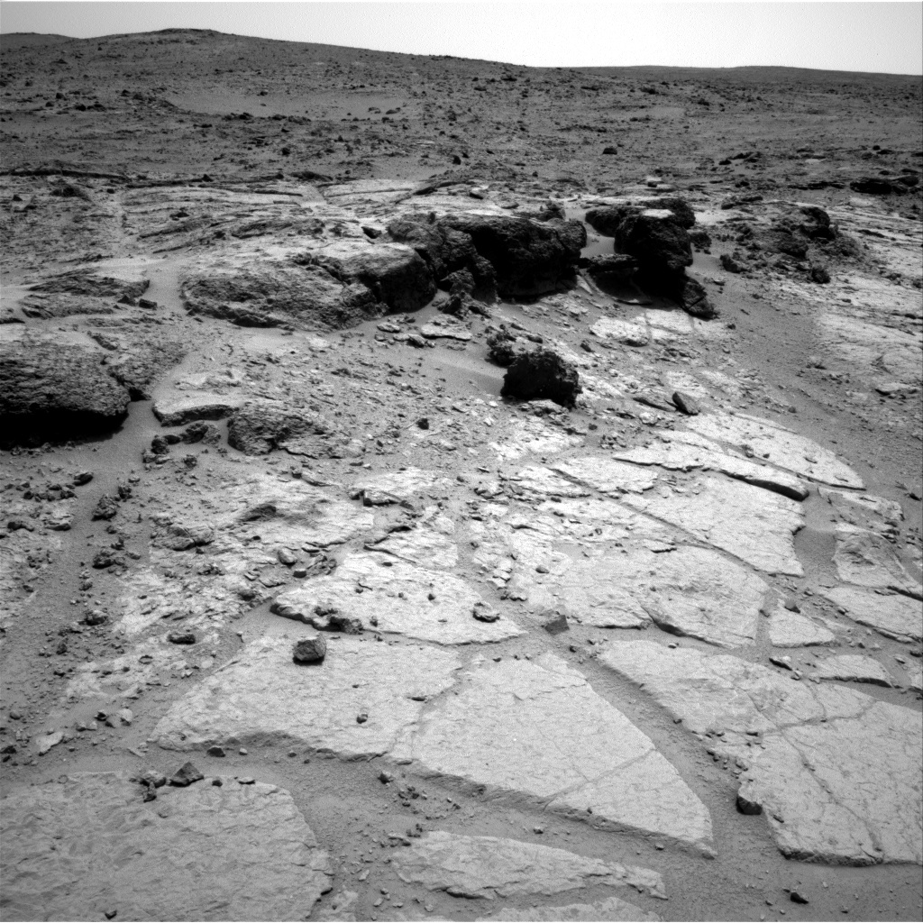 NASA's Mars rover Curiosity acquired this image using its Right Navigation Cameras (Navcams) on Sol 301