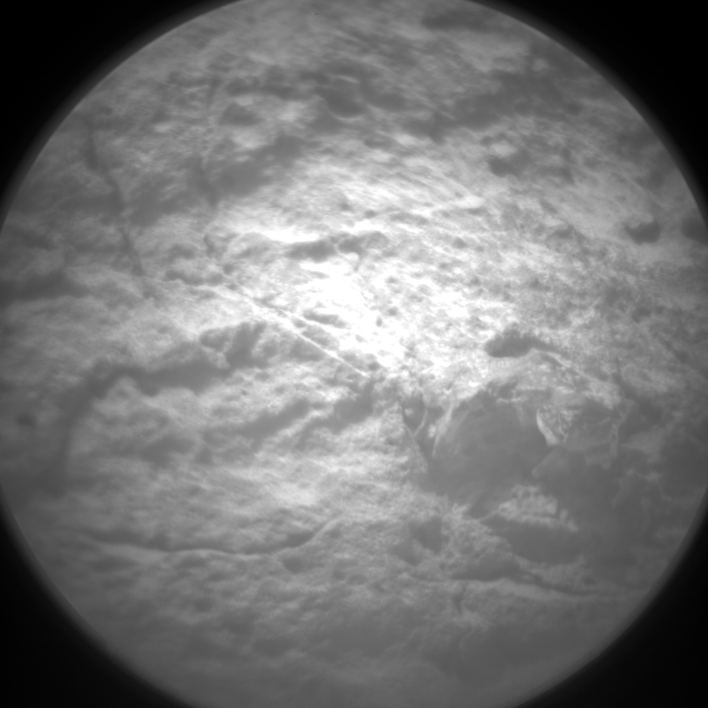 Nasa's Mars rover Curiosity acquired this image using its Chemistry & Camera (ChemCam) on Sol 302, at drive 410, site number 6