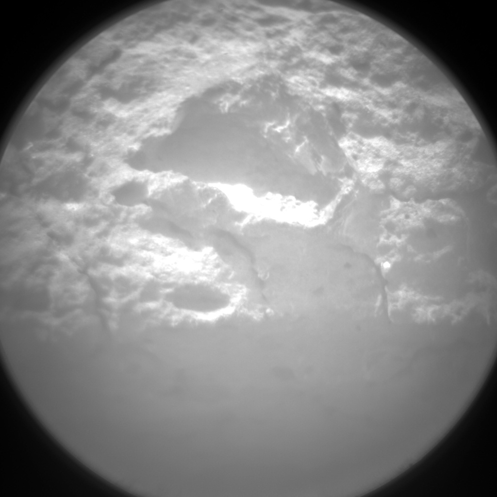 NASA's Mars rover Curiosity acquired this image using its Chemistry & Camera (ChemCam) on Sol 302