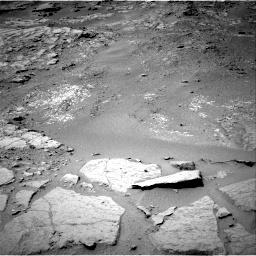 Nasa's Mars rover Curiosity acquired this image using its Right Navigation Camera on Sol 302, at drive 440, site number 6