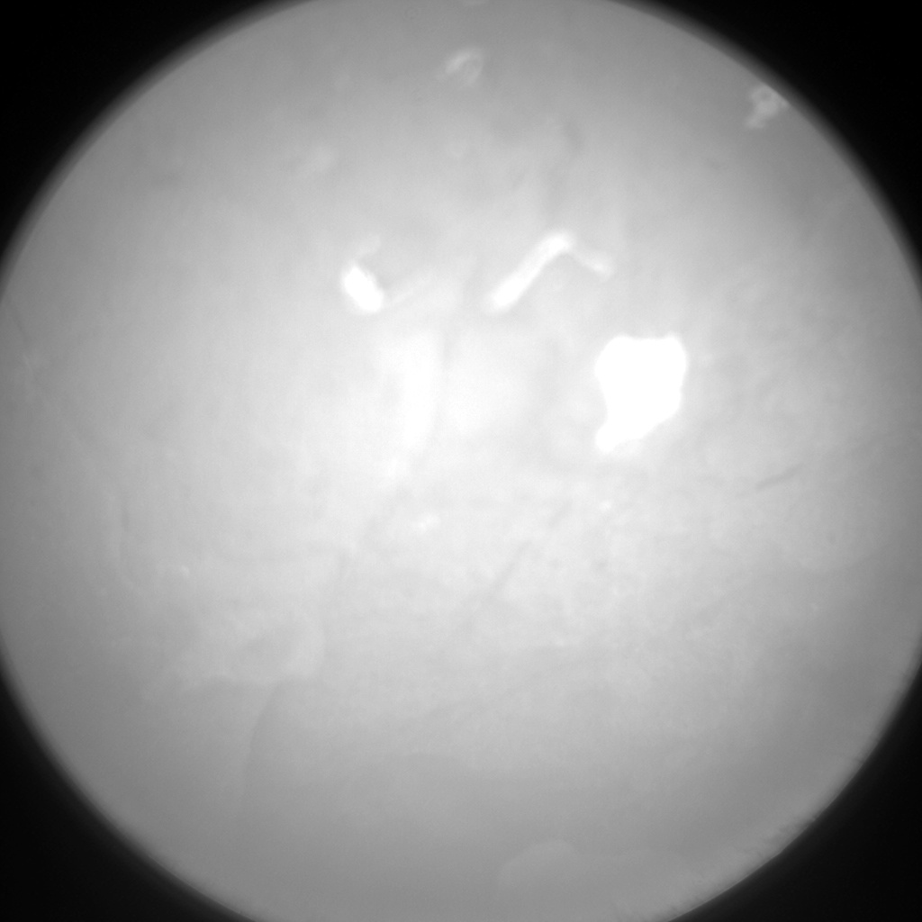 Nasa's Mars rover Curiosity acquired this image using its Chemistry & Camera (ChemCam) on Sol 304, at drive 450, site number 6