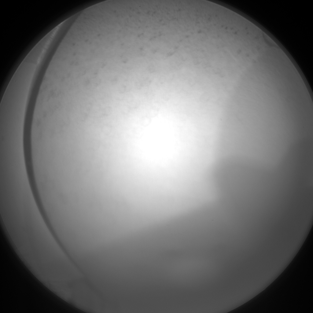 Nasa's Mars rover Curiosity acquired this image using its Chemistry & Camera (ChemCam) on Sol 305, at drive 450, site number 6