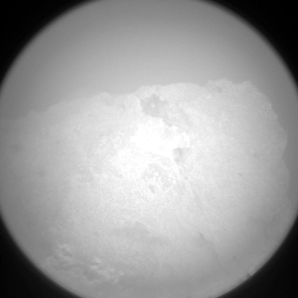 NASA's Mars rover Curiosity acquired this image using its Chemistry & Camera (ChemCam) on Sol 306