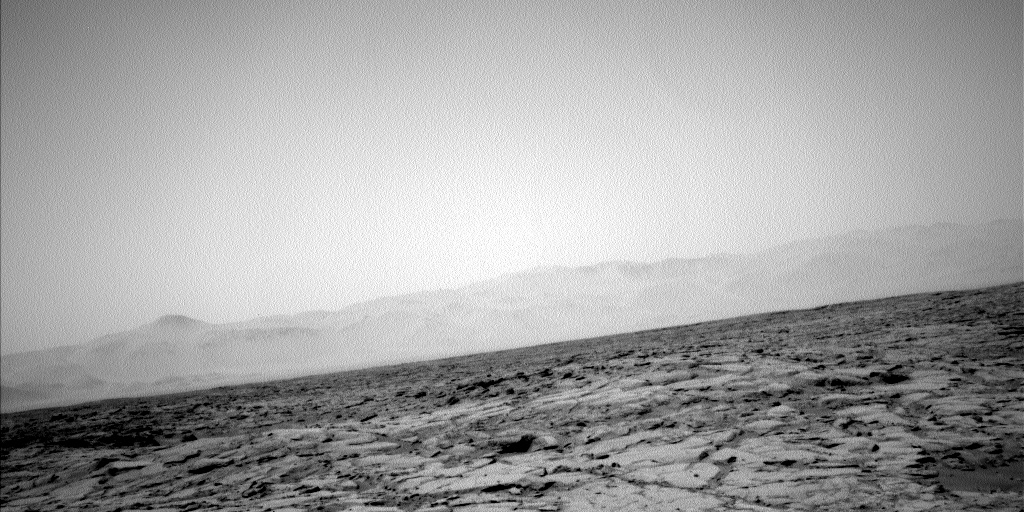 Nasa's Mars rover Curiosity acquired this image using its Left Navigation Camera on Sol 306, at drive 450, site number 6