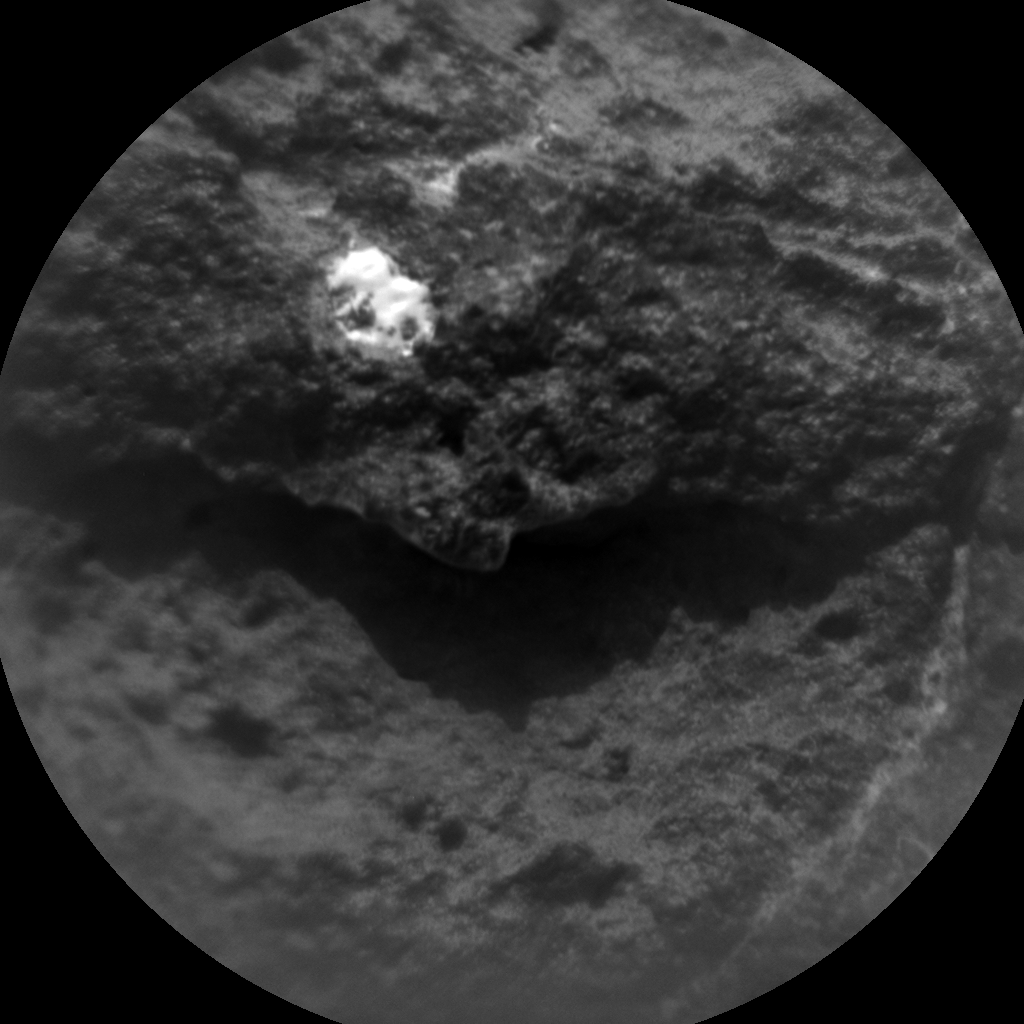 Nasa's Mars rover Curiosity acquired this image using its Chemistry & Camera (ChemCam) on Sol 306, at drive 450, site number 6