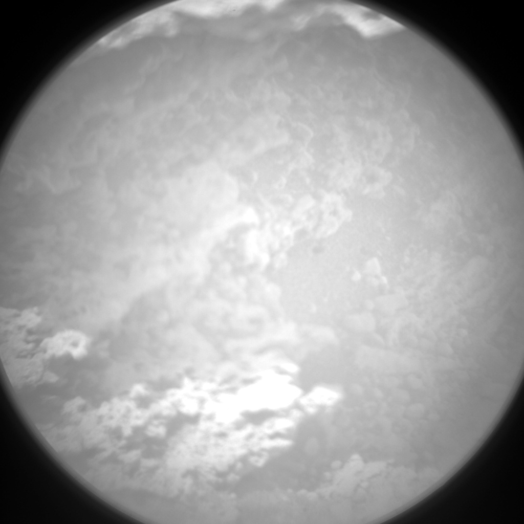 NASA's Mars rover Curiosity acquired this image using its Chemistry & Camera (ChemCam) on Sol 309