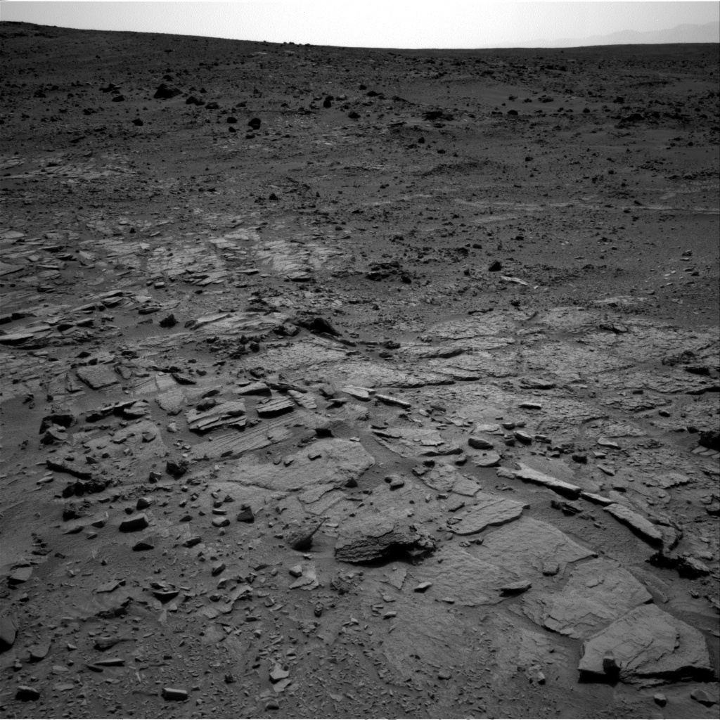 NASA's Mars rover Curiosity acquired this image using its Right Navigation Cameras (Navcams) on Sol 309