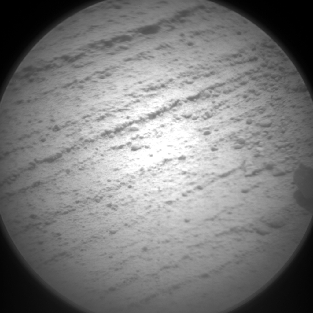 NASA's Mars rover Curiosity acquired this image using its Chemistry & Camera (ChemCam) on Sol 311