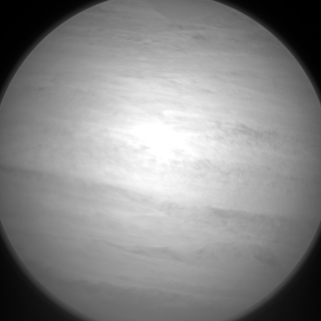 NASA's Mars rover Curiosity acquired this image using its Chemistry & Camera (ChemCam) on Sol 312