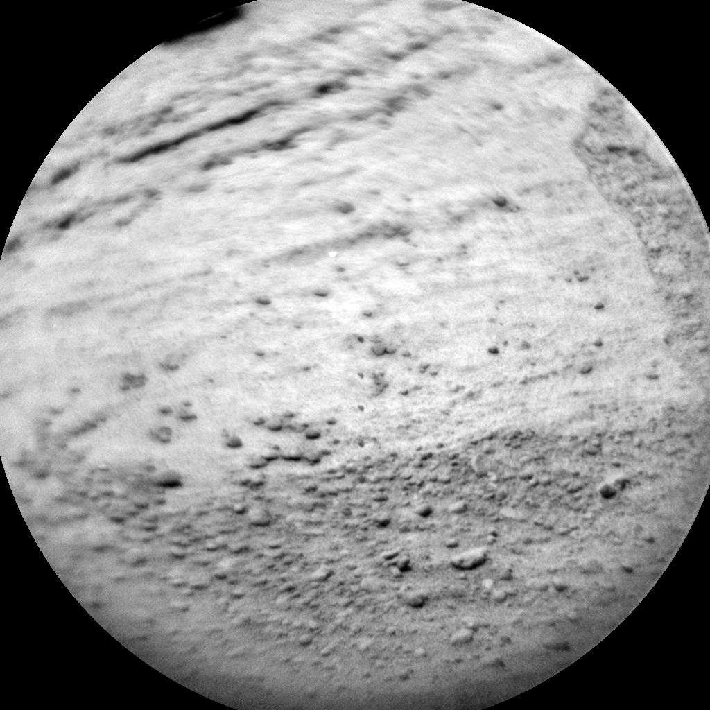Nasa's Mars rover Curiosity acquired this image using its Chemistry & Camera (ChemCam) on Sol 312, at drive 658, site number 6