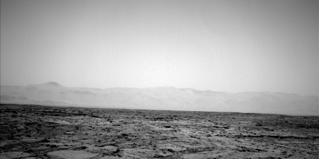 NASA's Mars rover Curiosity acquired this image using its Left Navigation Camera (Navcams) on Sol 315