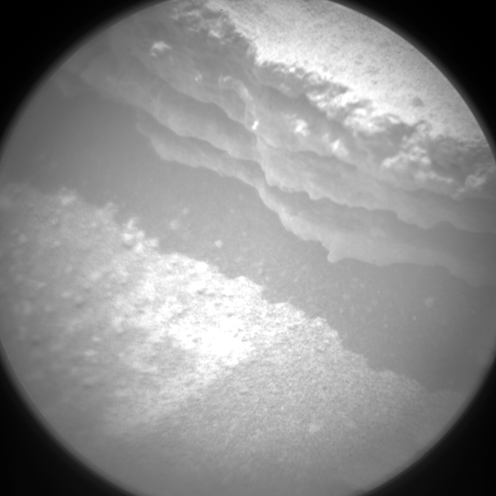 Nasa's Mars rover Curiosity acquired this image using its Chemistry & Camera (ChemCam) on Sol 317, at drive 704, site number 6