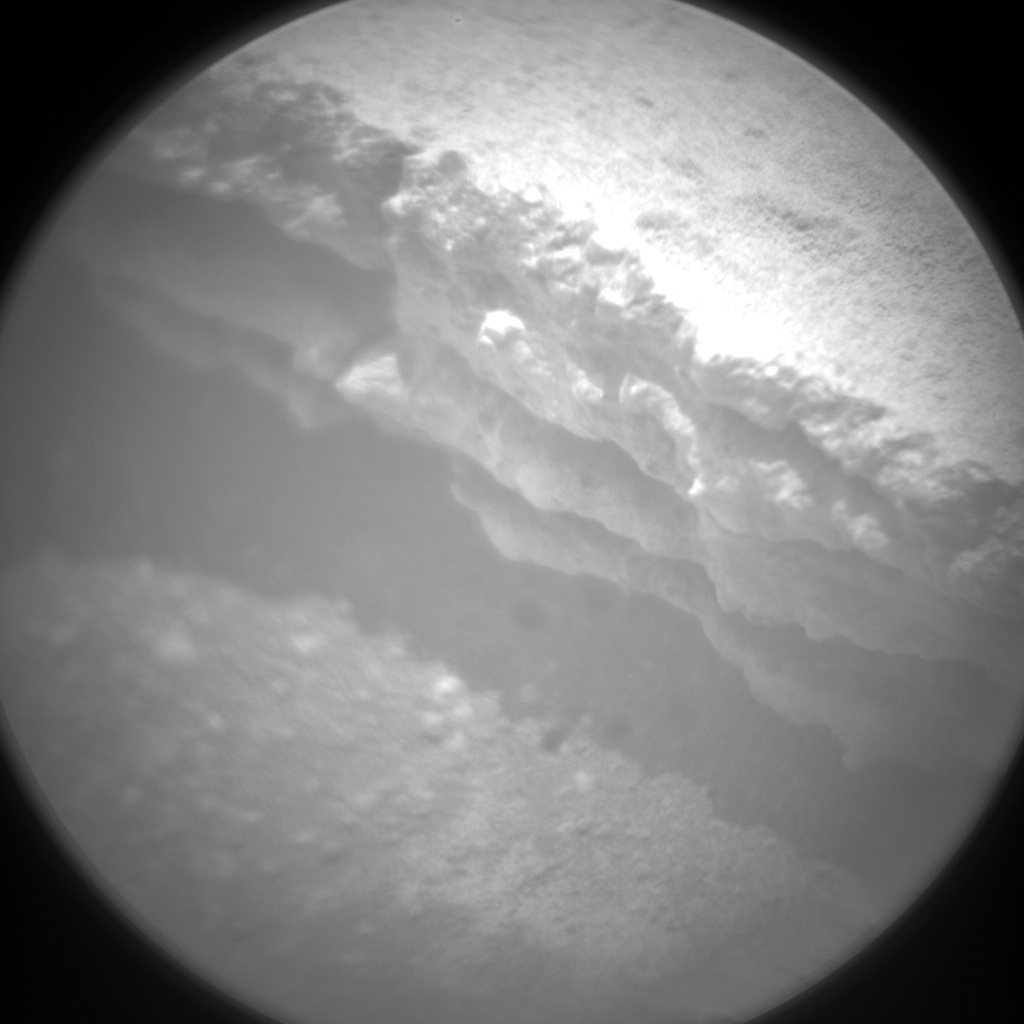 NASA's Mars rover Curiosity acquired this image using its Chemistry & Camera (ChemCam) on Sol 317