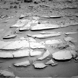 Nasa's Mars rover Curiosity acquired this image using its Right Navigation Camera on Sol 317, at drive 764, site number 6