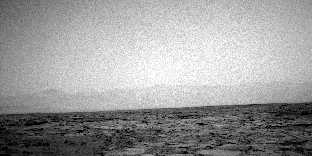 NASA's Mars rover Curiosity acquired this image using its Left Navigation Camera (Navcams) on Sol 319