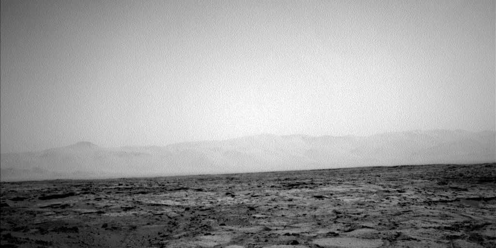 Nasa's Mars rover Curiosity acquired this image using its Left Navigation Camera on Sol 319, at drive 804, site number 6