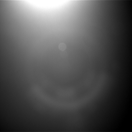 NASA's Mars rover Curiosity acquired this image using its Left Navigation Camera (Navcams) on Sol 321
