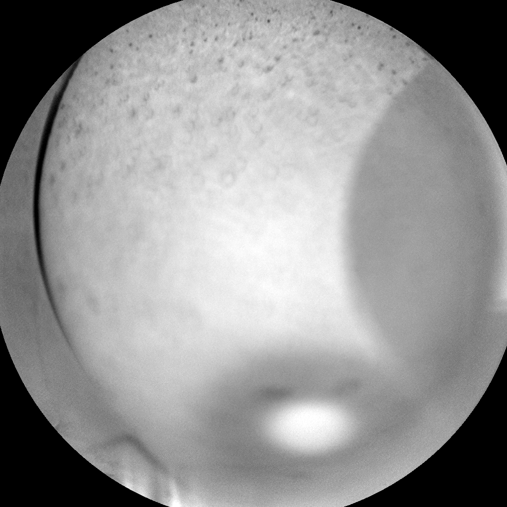 Nasa's Mars rover Curiosity acquired this image using its Chemistry & Camera (ChemCam) on Sol 321, at drive 804, site number 6