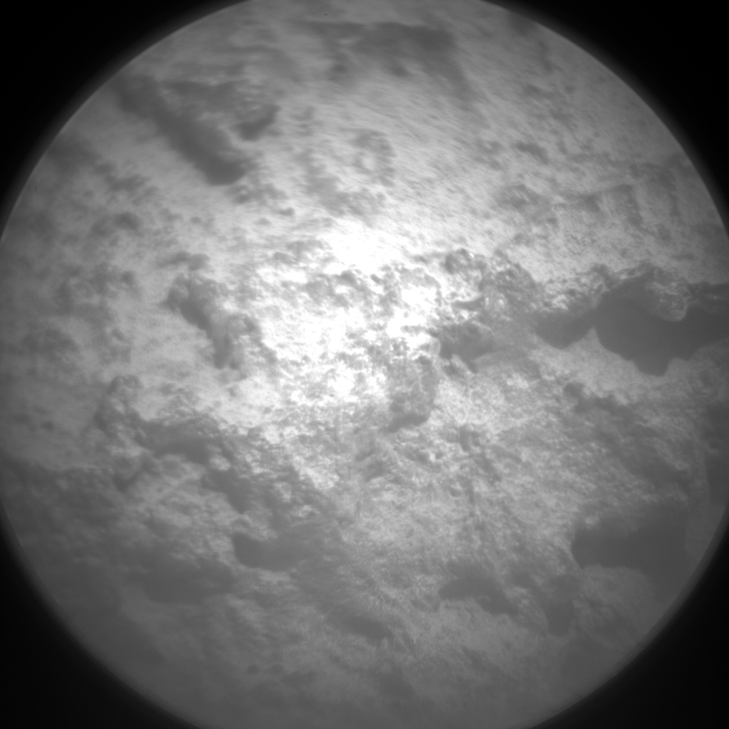Nasa's Mars rover Curiosity acquired this image using its Chemistry & Camera (ChemCam) on Sol 323, at drive 804, site number 6