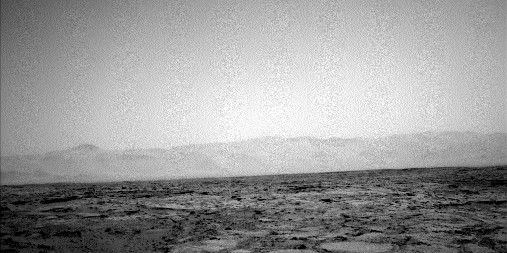 Nasa's Mars rover Curiosity acquired this image using its Left Navigation Camera on Sol 323, at drive 804, site number 6