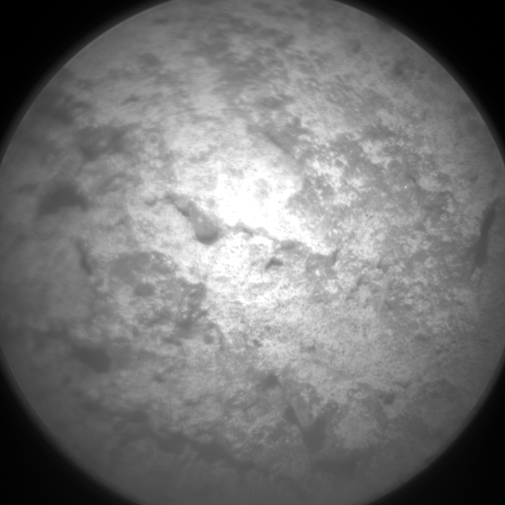 NASA's Mars rover Curiosity acquired this image using its Chemistry & Camera (ChemCam) on Sol 324