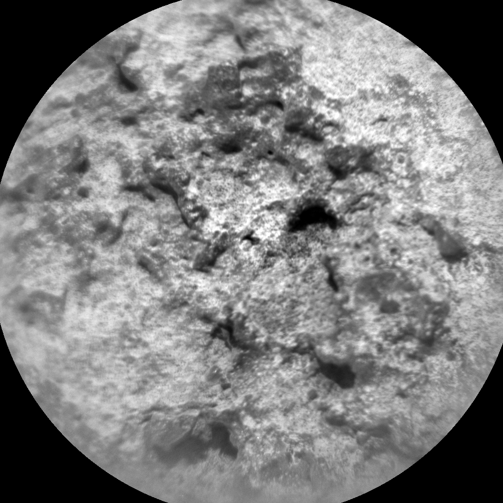 Nasa's Mars rover Curiosity acquired this image using its Chemistry & Camera (ChemCam) on Sol 324, at drive 804, site number 6
