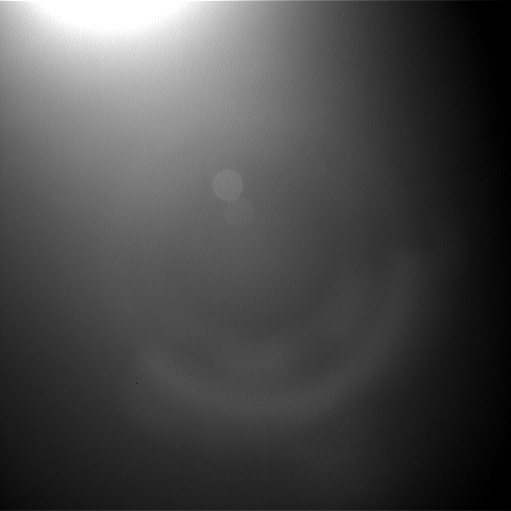 NASA's Mars rover Curiosity acquired this image using its Left Navigation Camera (Navcams) on Sol 325