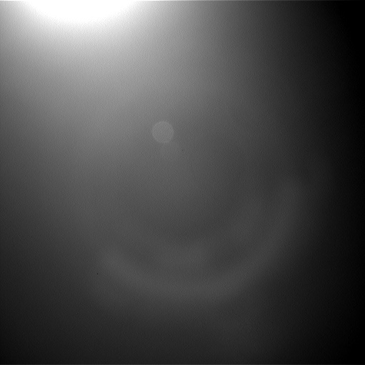 Nasa's Mars rover Curiosity acquired this image using its Left Navigation Camera on Sol 325, at drive 0, site number 7