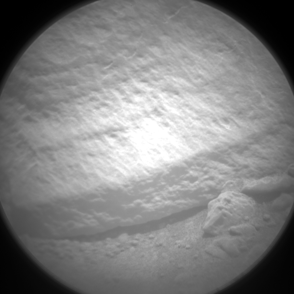 Nasa's Mars rover Curiosity acquired this image using its Chemistry & Camera (ChemCam) on Sol 326, at drive 0, site number 7