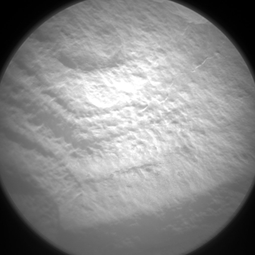 NASA's Mars rover Curiosity acquired this image using its Chemistry & Camera (ChemCam) on Sol 326