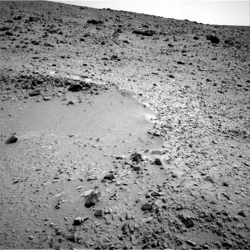 Nasa's Mars rover Curiosity acquired this image using its Right Navigation Camera on Sol 327, at drive 136, site number 7