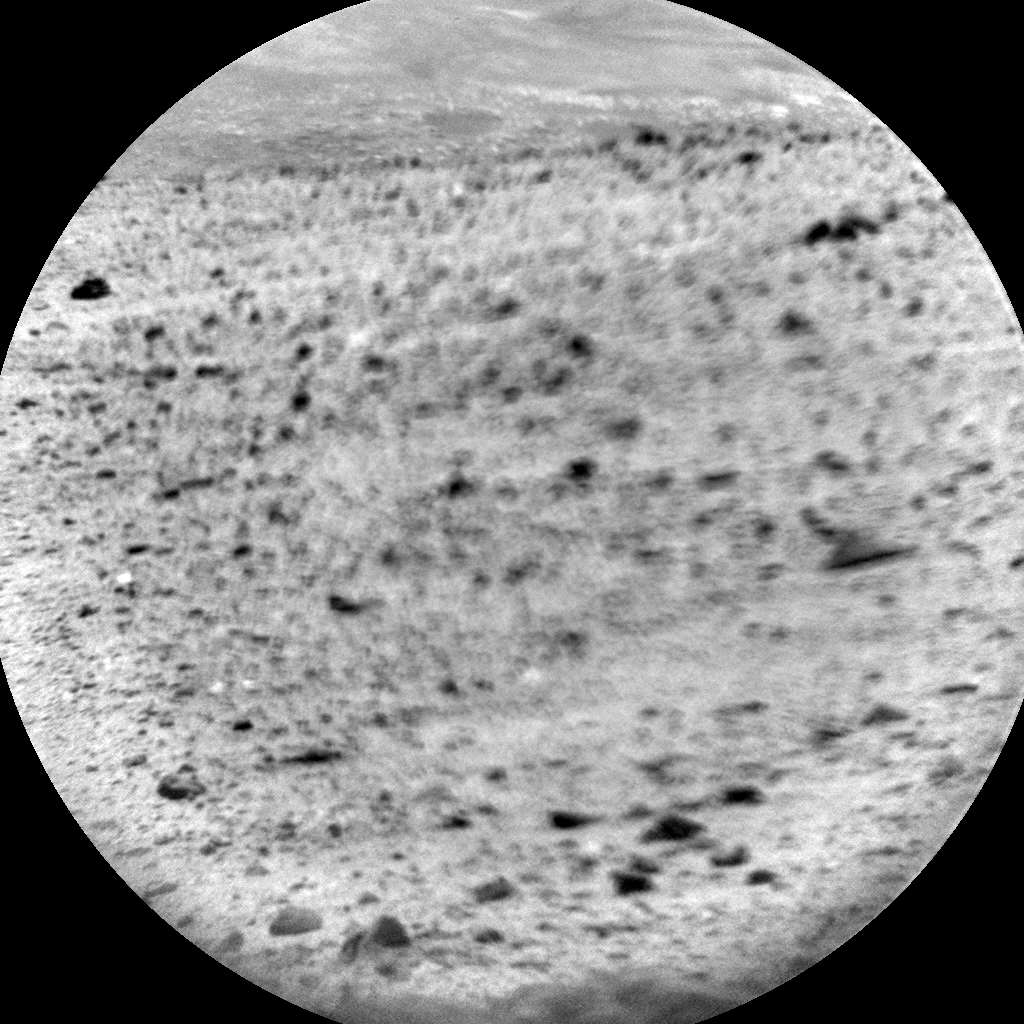 Nasa's Mars rover Curiosity acquired this image using its Chemistry & Camera (ChemCam) on Sol 327, at drive 0, site number 7