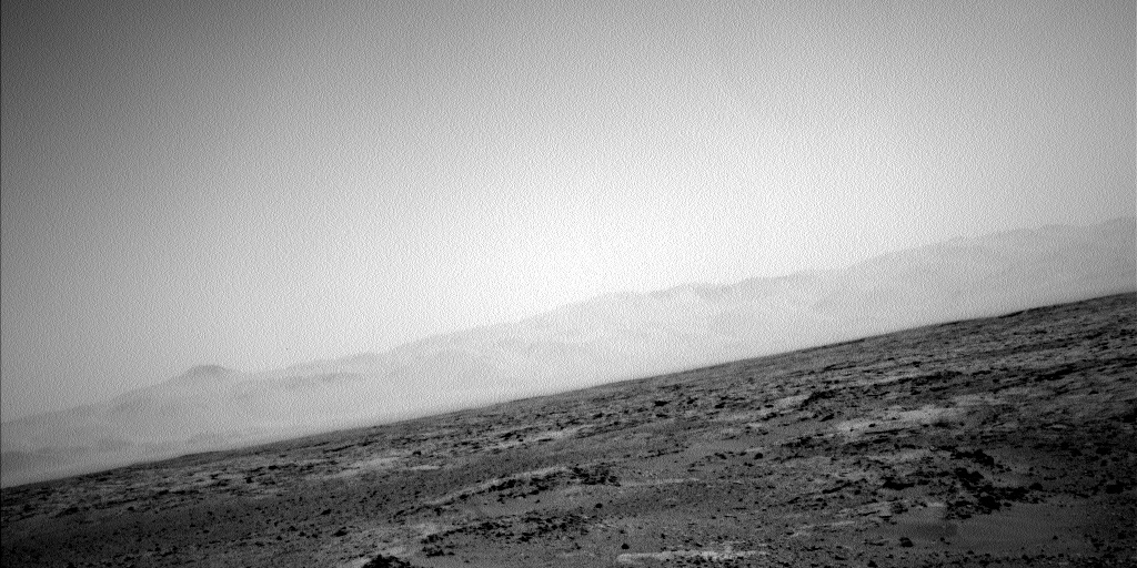 NASA's Mars rover Curiosity acquired this image using its Left Navigation Camera (Navcams) on Sol 328
