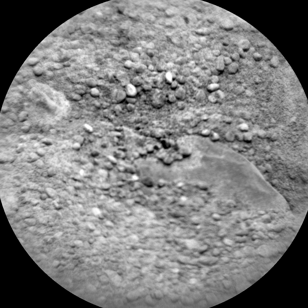 Nasa's Mars rover Curiosity acquired this image using its Chemistry & Camera (ChemCam) on Sol 328, at drive 136, site number 7