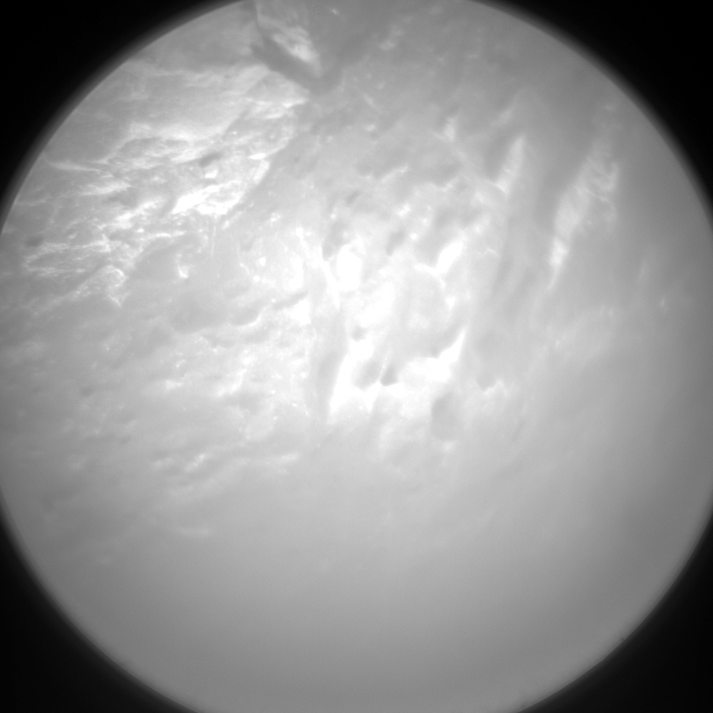 NASA's Mars rover Curiosity acquired this image using its Chemistry & Camera (ChemCam) on Sol 329