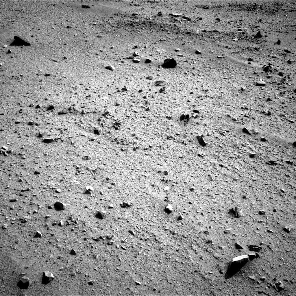 Nasa's Mars rover Curiosity acquired this image using its Right Navigation Camera on Sol 329, at drive 256, site number 7