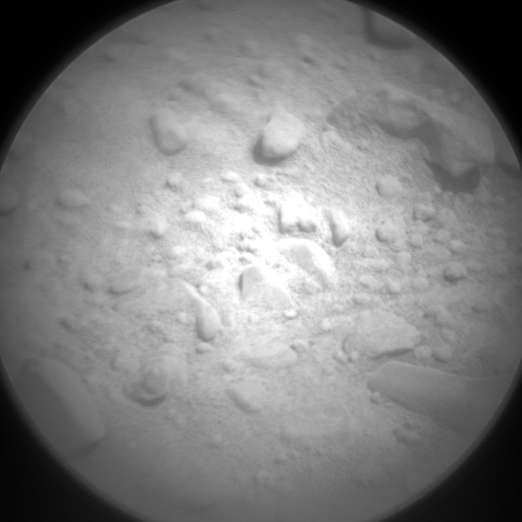 NASA's Mars rover Curiosity acquired this image using its Chemistry & Camera (ChemCam) on Sol 330