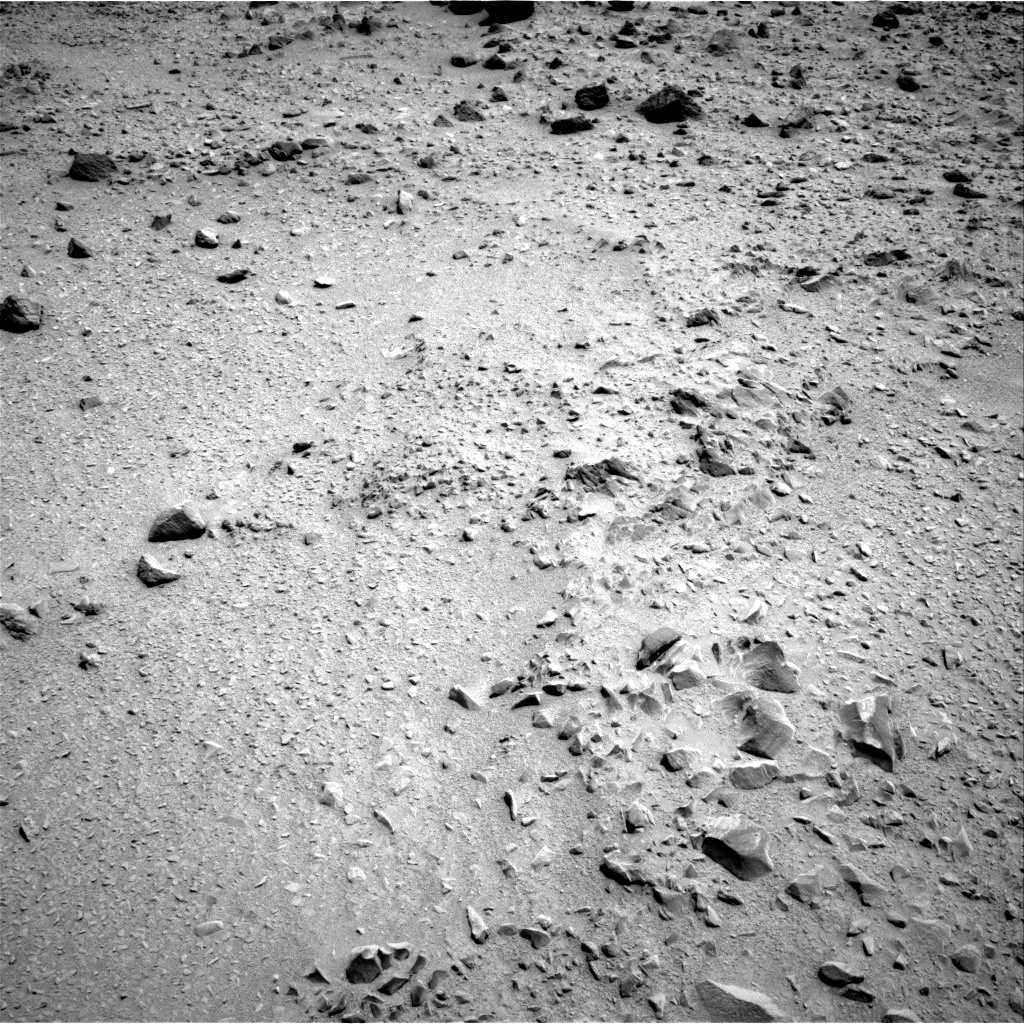 Nasa's Mars rover Curiosity acquired this image using its Right Navigation Camera on Sol 331, at drive 348, site number 7