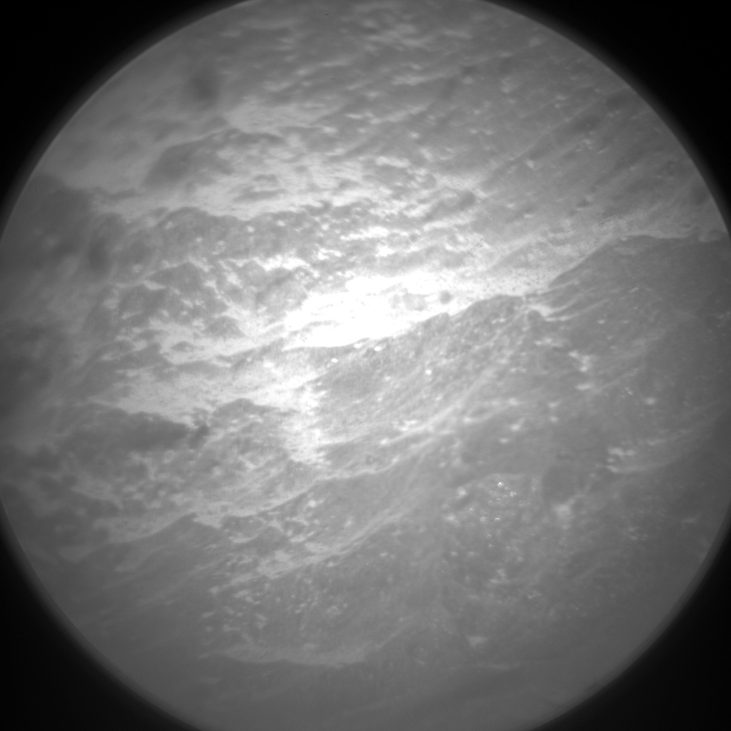 NASA's Mars rover Curiosity acquired this image using its Chemistry & Camera (ChemCam) on Sol 332