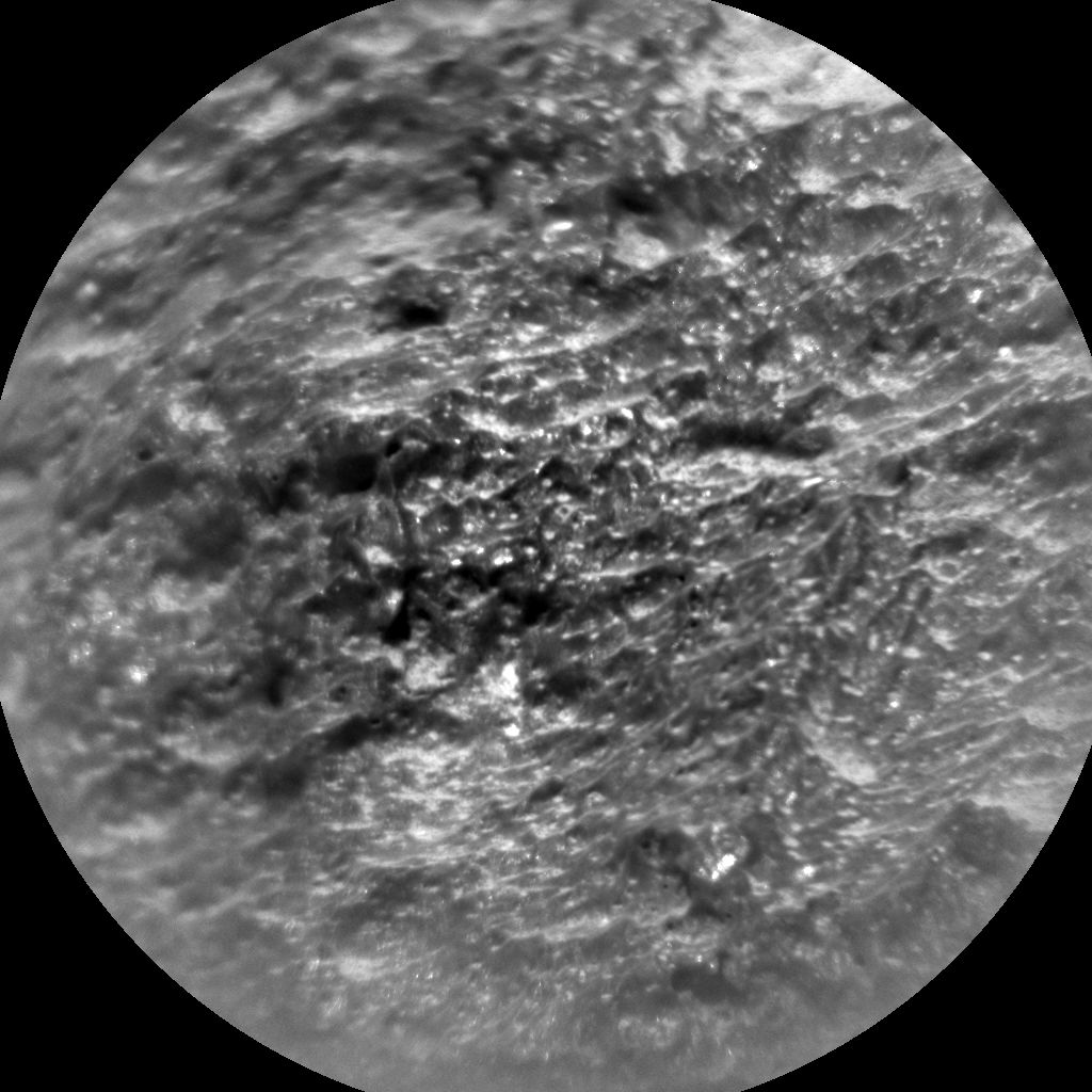 Nasa's Mars rover Curiosity acquired this image using its Chemistry & Camera (ChemCam) on Sol 332, at drive 368, site number 7