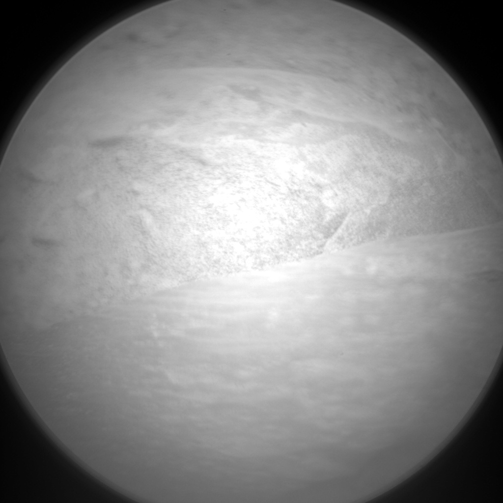 NASA's Mars rover Curiosity acquired this image using its Chemistry & Camera (ChemCam) on Sol 334