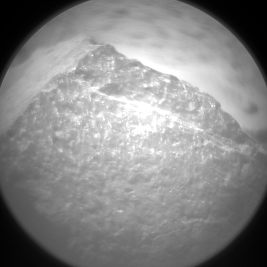 NASA's Mars rover Curiosity acquired this image using its Chemistry & Camera (ChemCam) on Sol 336