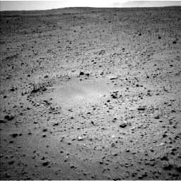 Nasa's Mars rover Curiosity acquired this image using its Left Navigation Camera on Sol 336, at drive 228, site number 8