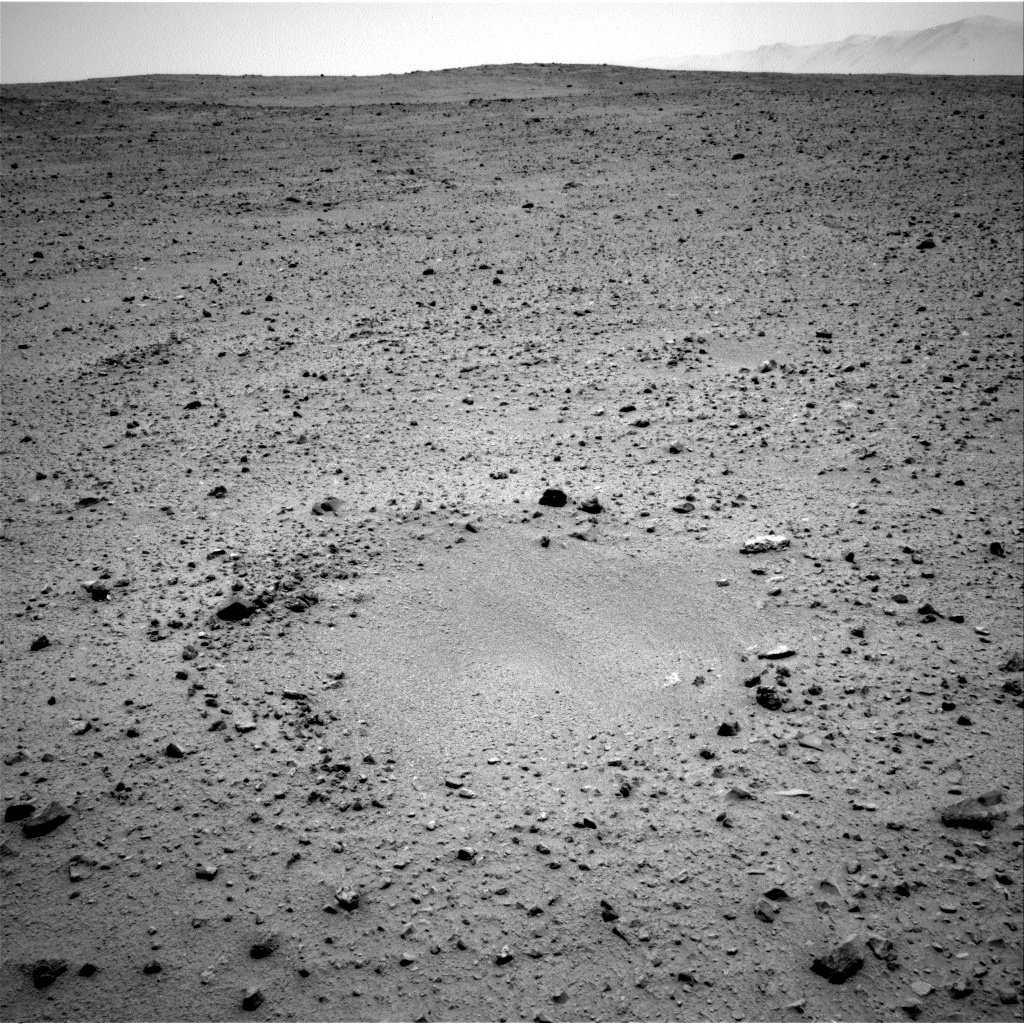 NASA's Mars rover Curiosity acquired this image using its Right Navigation Cameras (Navcams) on Sol 336