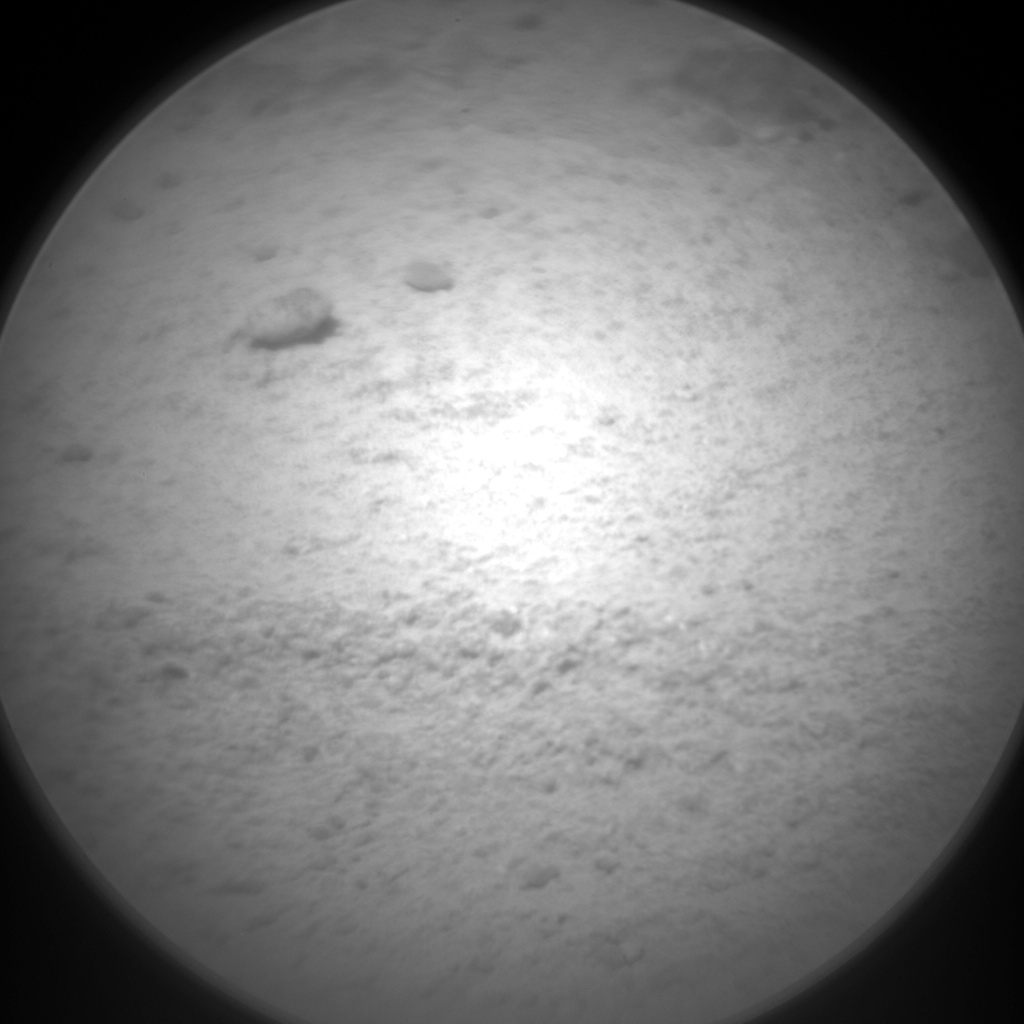 NASA's Mars rover Curiosity acquired this image using its Chemistry & Camera (ChemCam) on Sol 337