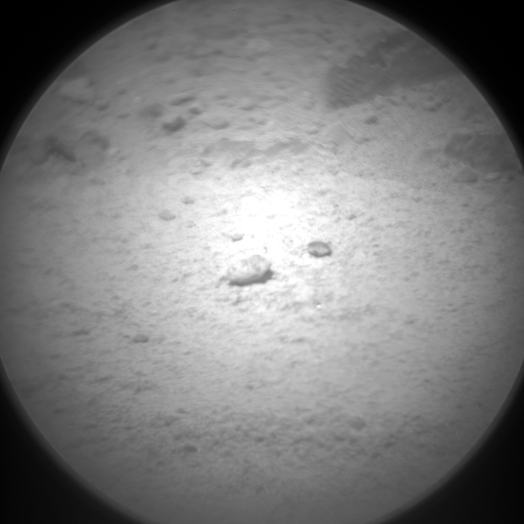 Nasa's Mars rover Curiosity acquired this image using its Chemistry & Camera (ChemCam) on Sol 337, at drive 234, site number 8