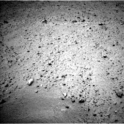 Nasa's Mars rover Curiosity acquired this image using its Left Navigation Camera on Sol 337, at drive 252, site number 8