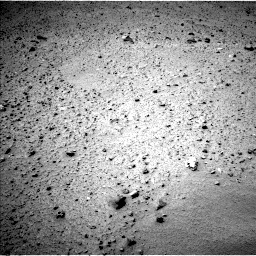 NASA's Mars rover Curiosity acquired this image using its Left Navigation Camera (Navcams) on Sol 337