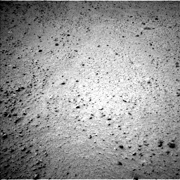 Nasa's Mars rover Curiosity acquired this image using its Left Navigation Camera on Sol 337, at drive 318, site number 8