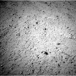 Nasa's Mars rover Curiosity acquired this image using its Left Navigation Camera on Sol 337, at drive 450, site number 8